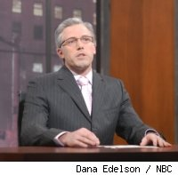Ben Affleck as Keith Olbermann on SNL