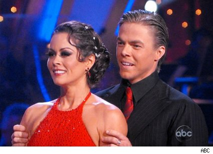 Brooke Burke & Derek Hough - Dancing With The Stars
