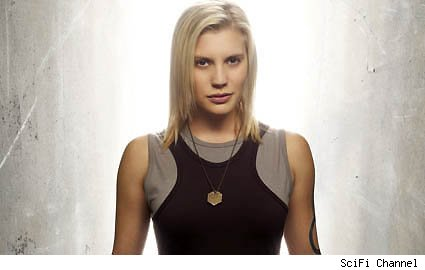 Battlestar Galactica Starbuck Sackhoff