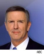 Charlie Gibson of ABC News