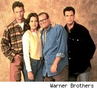 The Drew Carey show is one of those shows you'll see on the CW's Sunday lineup.