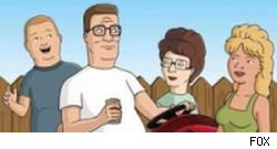 King of the Hill's luck continues. Now it will be appearing on Adult Swim