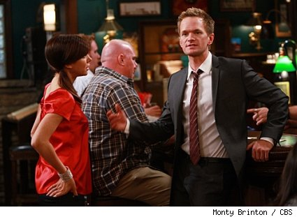 Neil Patrick Harris as Barney Stinson on How I Met Your Mother