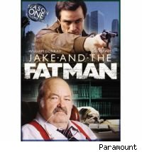 Jake and the Fatman DVD