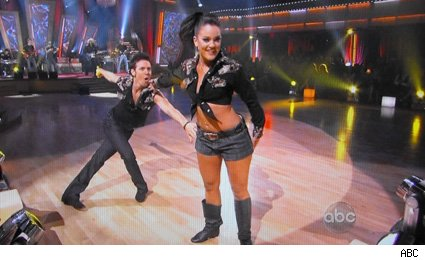 Lacey &amp; Benji Schwimmer - Dancing With The Stars
