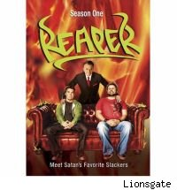 Reaper DVD