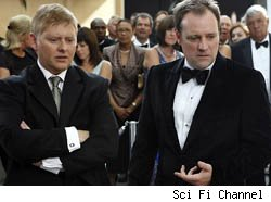 Dave Foley David Hewlett Stargate Atlantis
