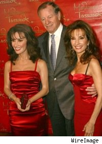 Susan Lucci with husband Helmut Huber and Susan Lucci