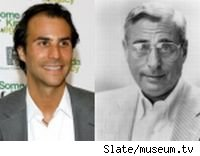 Ben Silverman and Fred Silverman -- not releated, but cut from the same programming cloth