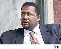 Wendell Pierce as Bunk Moreland on The Wire