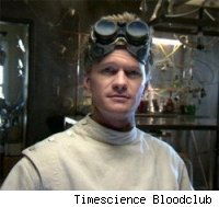 NPH as Dr. Horrible