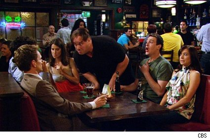 How I Met Your Mother: The Fight
