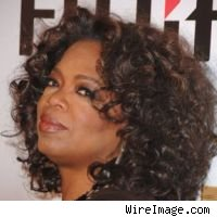 Oprah Winfrey most powerful woman