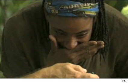 Crystal sees her beloved Andre on Survivor