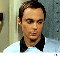 Jim Parsons is Sheldon on The Big Bang Theory
