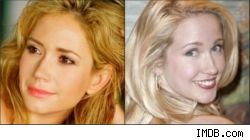 Anna Camp and Ashley Jones