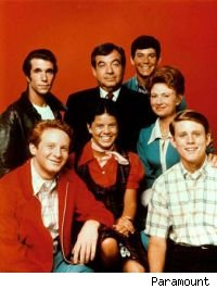 Happy thirty-fifth birthday to Happy Days
