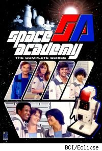 Space Academy was one of the live-action offering