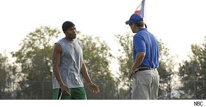 Gaius Charles, Kyle Chandler - Friday Night Lights