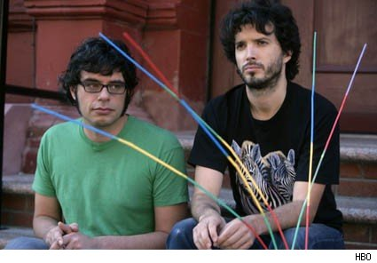 flight of the conchords new cup recap review