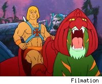 He-Man was a syndication success for Filmation