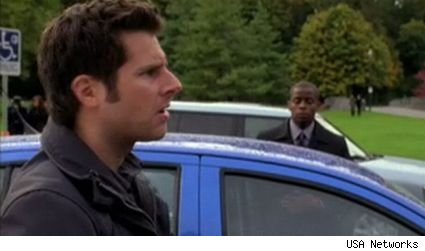 Let's welcome back Shawn and Gus for part 2 of Psych's season 3