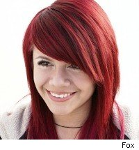 American Idol - Allison Iraheta