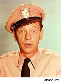 Barney Fife (Don Knotts)