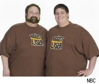 The Biggest Loser's Ron & Mike