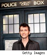 David TEnnant as Dr. Who