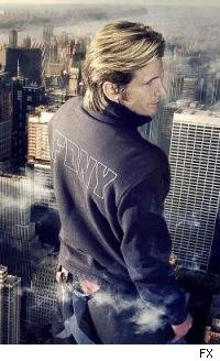 Denis Leary as Tommy Gavin in FX's 'Rescue Me.'