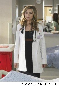 Sarah Chalke on Scrubs