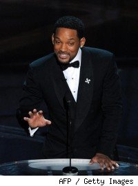 Will Smith at the Oscars