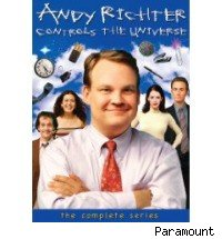 Andy Richter DVD