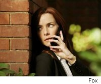 Annie Wersching as FBI Agent Renee Walker in 