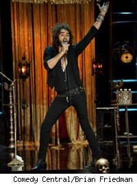 Russell Brand on Comedy Central