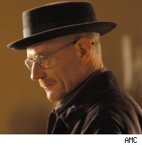 Bryan Cranston as Walter White in AMC's 