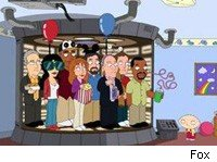 Star Trek on Family Guy