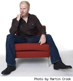 Actor and comedian Jim Gaffigan