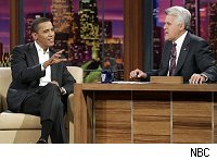 Barack Obama on The Tonight Show