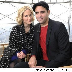 Sarah Paulson and Bobby Cannavale of Cupid