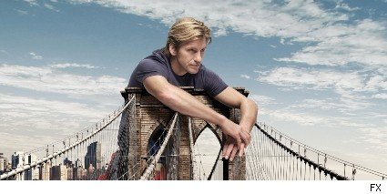 Denis Leary stars as Tommy Gavin in Rescue Me.