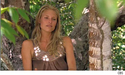 Sydney on Survivor Tocantins