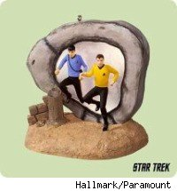 Star Trek ornament