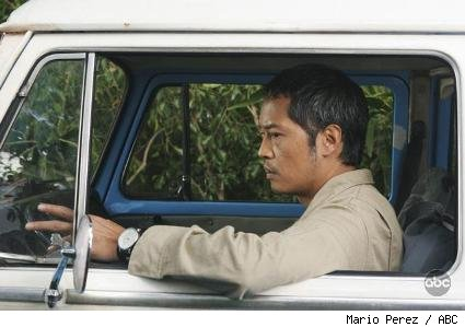 Ken Leung as Miles Straume on 'Lost.'