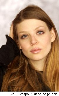 Amber Benson of Buffy
