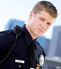 ... 'The O.C.,' and now Ben McKenzie has graduated to a more mature TV role.