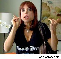 Bethenny Frankel - Real Housewives of New York City