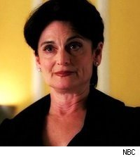 Cristine Rose as Angela Petrelli in