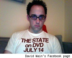Writer, director, actor David Wain